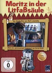 Moritz in der Litfaßsäule - Ein Unterrichtsmedium auf DVD