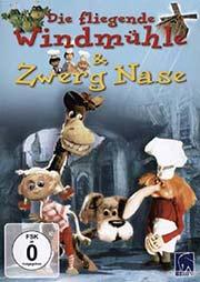 Die fliegende Windmühle & Zwerg Nase - Ein Unterrichtsmedium auf DVD