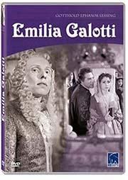 Emilia Galotti - Ein Unterrichtsmedium auf DVD