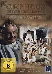Orpheus in der Unterwelt - Ein Unterrichtsmedium auf DVD
