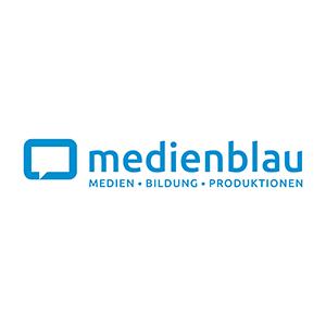 Medienblau